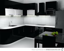 black kitchen ideas black kitchen ideas inspired black and white kitchen designs 5