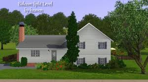 mod the sims balcom split level