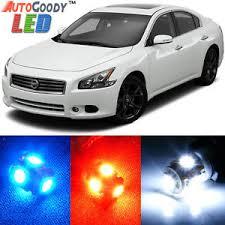 2014 Nissan Maxima Interior 16 X Premium Xenon White Led Lights Interior Package For Nissan