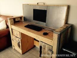 bureau pliable bureau pliable avec un pc bureau pliable pc et bureau