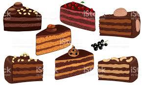 jeux de cuisine de gateau au chocolat jeu de gâteaux au chocolat aux noix et crème tranches de gâteau