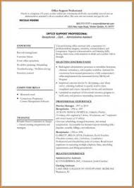 Resume Templates For Microsoft Office Free Resume Template Download For Word Resume Template And