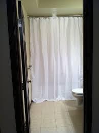 Hookless Vinyl Shower Curtain Bathroom Design Stunning Curtains U0026 Hookless Shower Curtain As