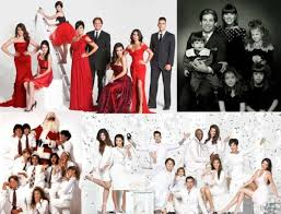 kardashian christmas cards see them all the hollywood gossip