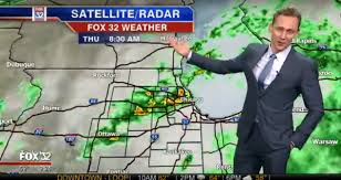 Chicago Weather Map by Tom Hiddleston Delivers Chicago Weather Report As Loki Blames