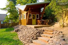 Tiny Home Rental Tranquil Modern Studio In Downtown Boise Idaho