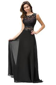 dq9322 prom dress mock two piece floor length dress with
