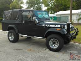 jeep scrambler 4 door jeep scrambler cj 8