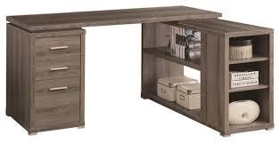 Monarch Specialties L Shaped Desk Left Or Right Facing Corner Computer Desk Contemporary Desks