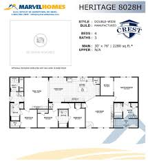 Floor Plans Mobile Homes Repo Double Wide Mobile Homes For Sale In Nc Doublewide Home Floor
