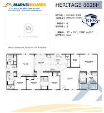 100 triple wide modular homes floor plans manufactured