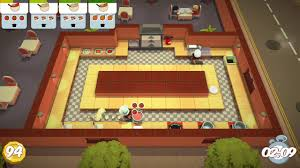 overcooked level 1 5 2 player co op 3 stars youtube