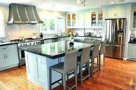 meuble plan de travail cuisine plan de travail bar cuisine americaine comptoir separation cuisine