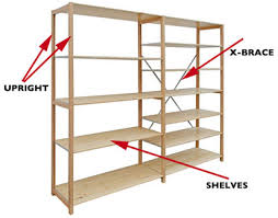 How To Make Wood Shelving Units by 18