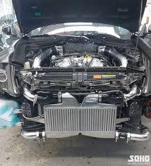 nissan 350z twin turbo 2010 nissan 370z aam twin turbo kit install soho motorsports