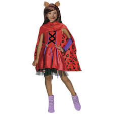Monster High Doll Halloween Costumes by Monster High Costumes Parties Costume