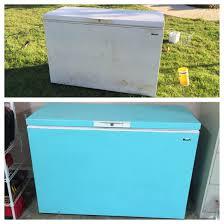 laundry gadgets deep freezer chest makeover u2026 pinteres u2026