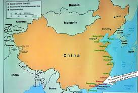 East China Sea Map by 100 China On A Map Download Asia Map With All Countries