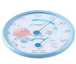 température de la chambre de bébé vente chaude chambre de bébé température intérieure humidité tableau