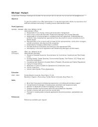 Linux Admin Sample Resume Resume Admin Resume