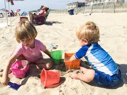 the time we went to bethany beach della and george