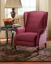 Living Room Recliners Furniture Hi Leg Recliner Dual Reclining Sofa Wingback Recliners