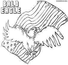 united states symbols coloring pages american eagle coloring page