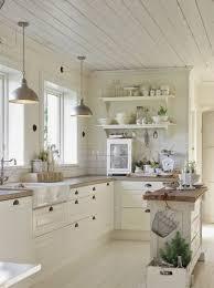 decoration de cuisine concevoir une décoration de cuisine cagnarde et élégante