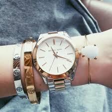 silver bracelet watches images Jewels watch micheal kors watch gold jewelry bracelets jpg