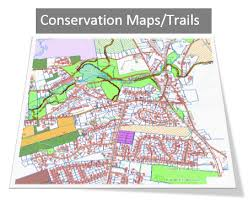 amherst map trails amherst ma official website