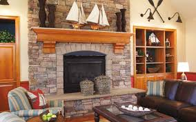 Fireplace Refacing Kits by How To Remodel An Old Fireplace Refacing With A New Design