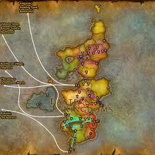 kalimdor map atlas search