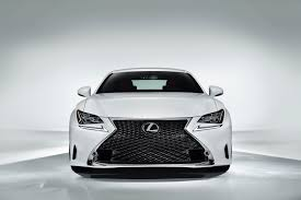 lexus rc f body kits lexus rc f sport revealed ahead of geneva unveiling