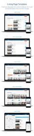 Listing Templates Houzez Real Estate Wordpress Theme By Favethemes Themeforest