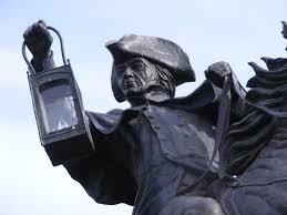 revere lantern paul revere and his lantern picture of heritage park cerritos