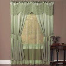 Cotton Gauze Curtains Sheer Curtains U0026 Drapes Window Treatments The Home Depot