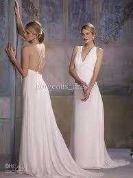 low price wedding dresses discount simple cheap backless wedding dresses floor length