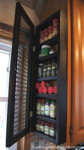 kitchen cabinet end ideas side of cabinet storage ideas new storage uses for the