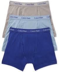 calvin klein s cotton stretch boxer briefs 3 pack nu2666
