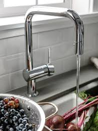 grohe minta kitchen faucet faucet 32319000 in starlight chrome by grohe