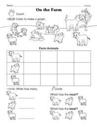 8 best images of kindergarten graphing worksheets printable easter