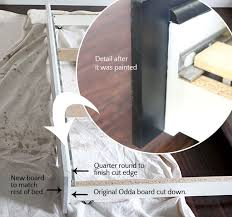 Queen Bed Frame With Twin Trundle by Queen Size Bed With Twin Trundle Ikea Hackers Ikea Hackers