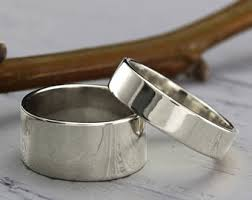 simple wedding rings simple wedding ring etsy