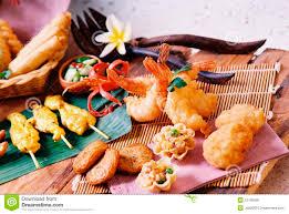 thai food entree royalty free stock photo image 10136615