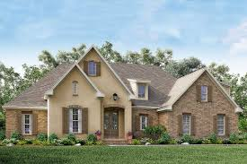 european house plans flexible southern home plan with bonus room 51735hz