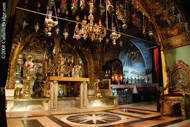 where is golgotha where did jesus die