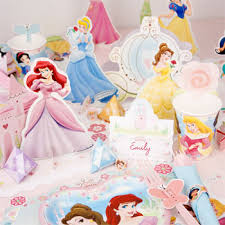 Disney Princess Party Decorations Disney Princess Party Supplies Find The Best Here