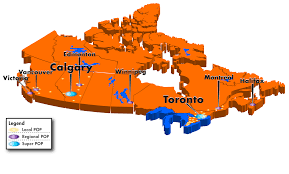 Winnipeg Canada Map by Ip Telephone Systems Coverage Area Broadconnect Canada