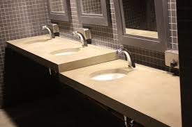 Commercial Bathroom Vanities by Commercial Floating Vanity Top Concrete Sinks And Countertops