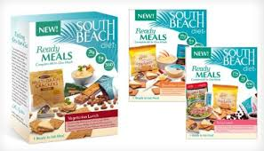 groupon deal south beach diet readymeals up to 48 off